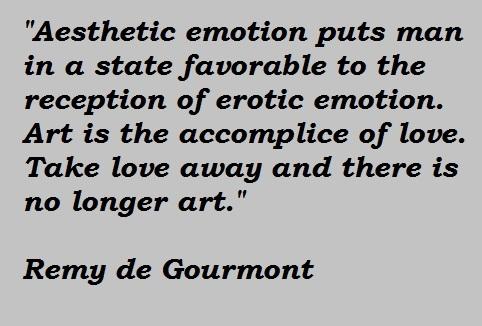 Remy de Gourmont's quote #5