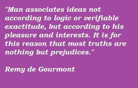 Remy de Gourmont's quote #1