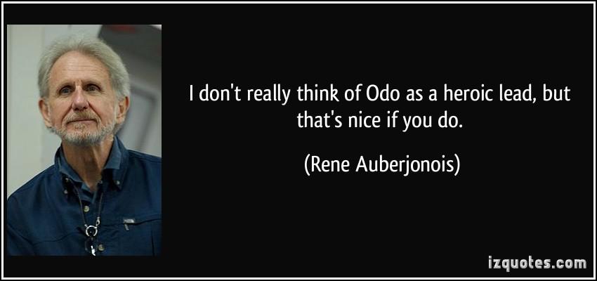 Rene Auberjonois's quote #2