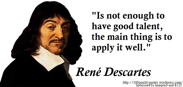 Rene Descartes's quote #6