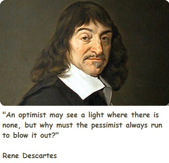 Rene Descartes's quote #4