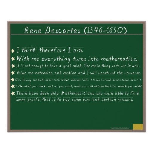 Rene Descartes's quote #8