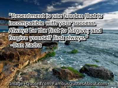 Resentment quote #3
