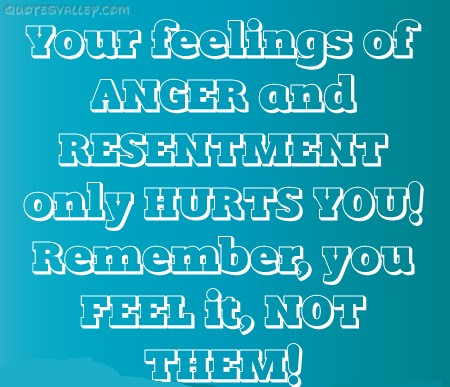 Resentment quote #7