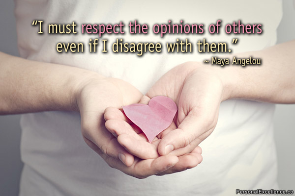 Respect For Others quote #1