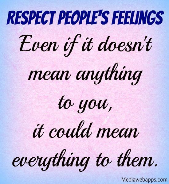 Respect quote #3