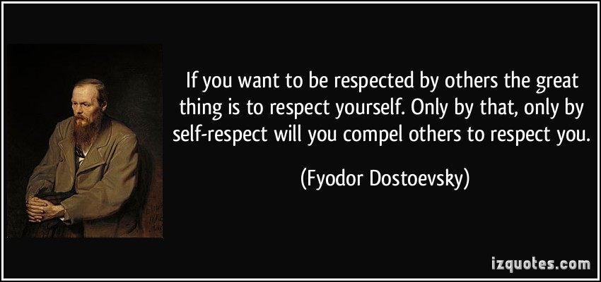 Respected quote #6