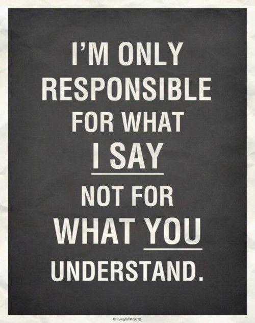 Responsibility quote #1
