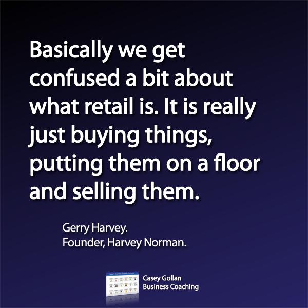 Retail quote