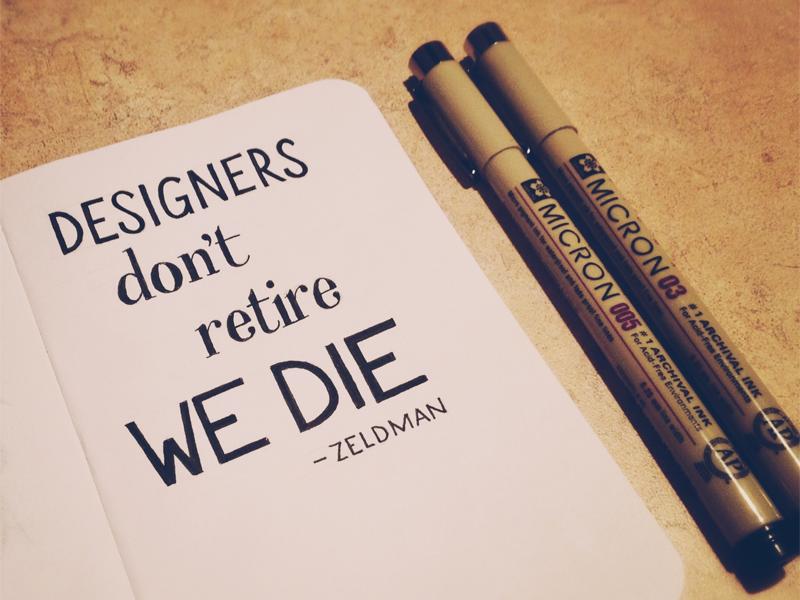 Retire quote #6