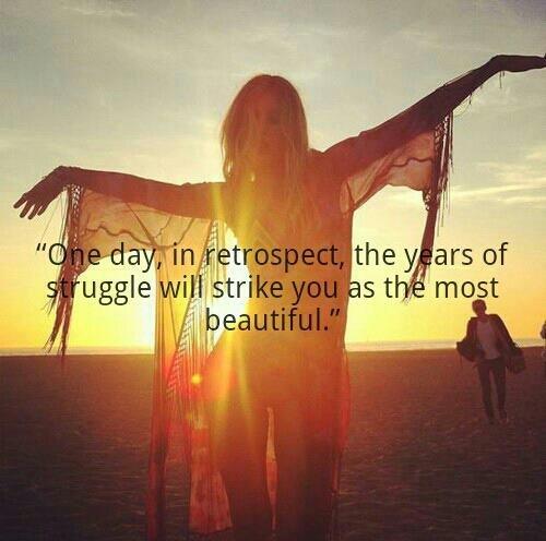 Retrospect quote #1