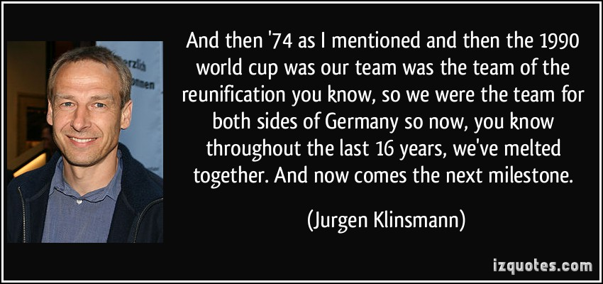 Reunification quote #1