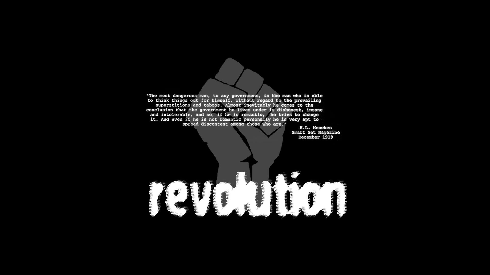 Revolution quote #2