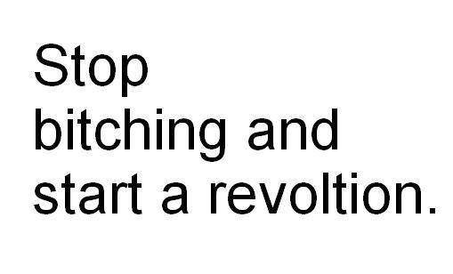 Revolution quote #4