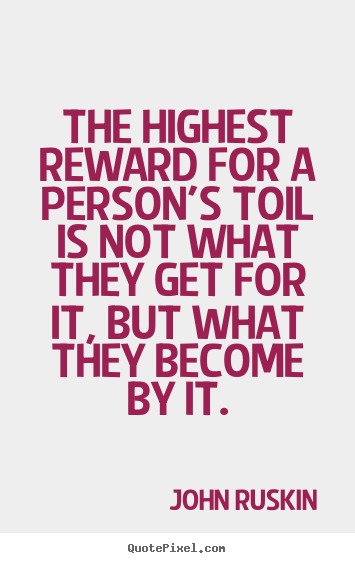 Reward quote #3