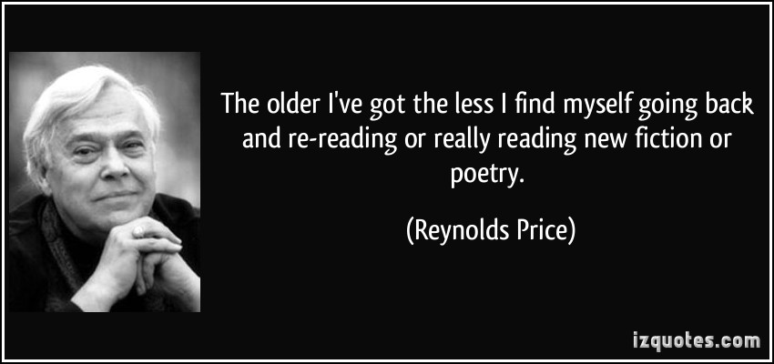 Reynolds Price's quote #2