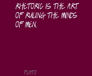 Rhetoric quote #4