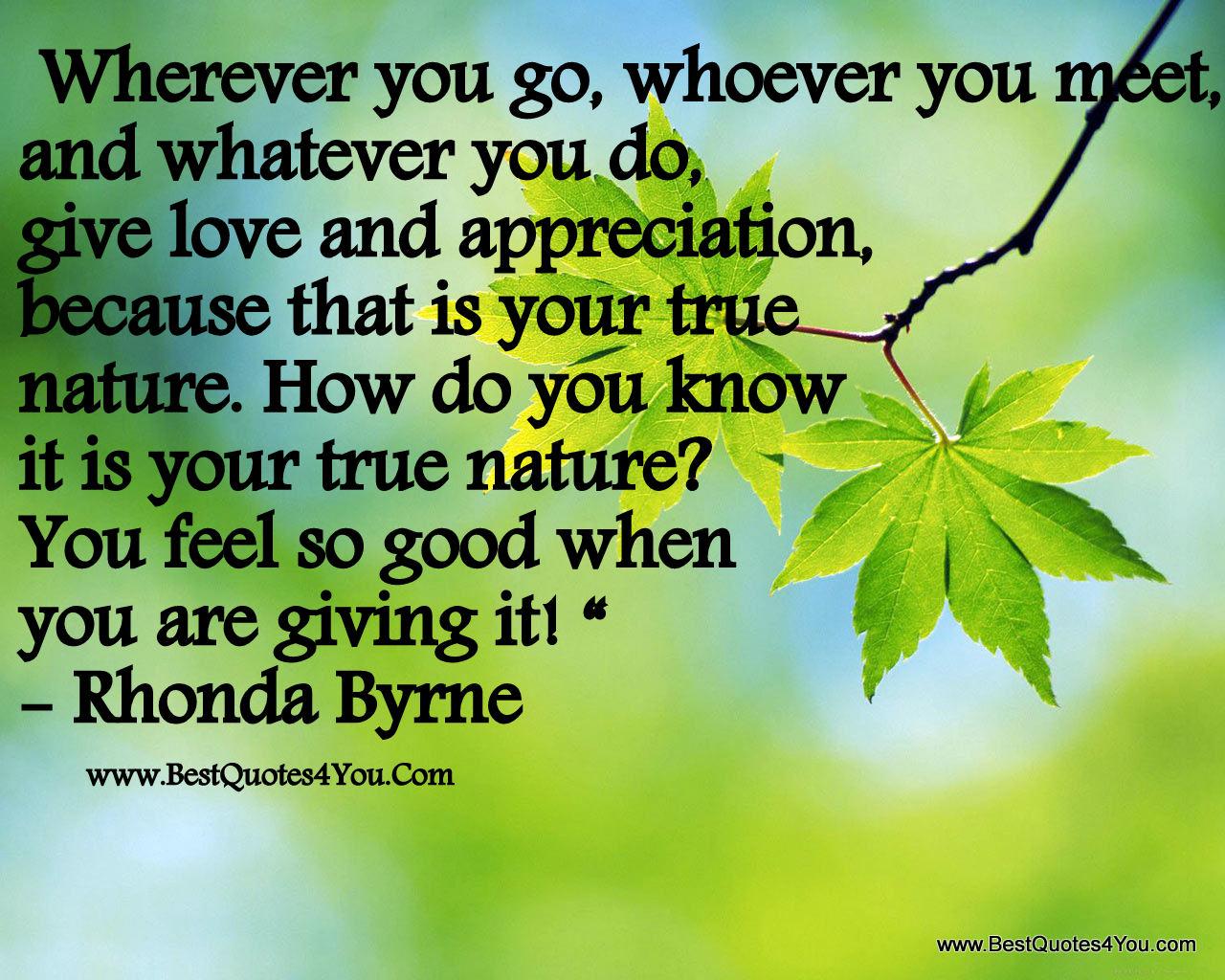 Rhonda Byrne's quote #8