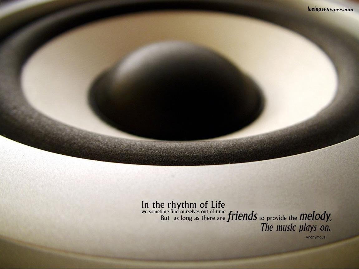 Rhythm quote #5