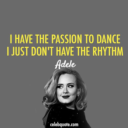 Rhythm quote #3