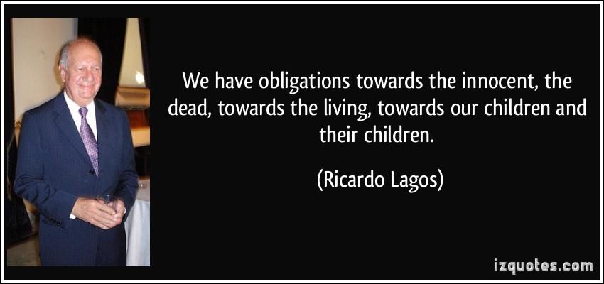 Ricardo Lagos's quote #5