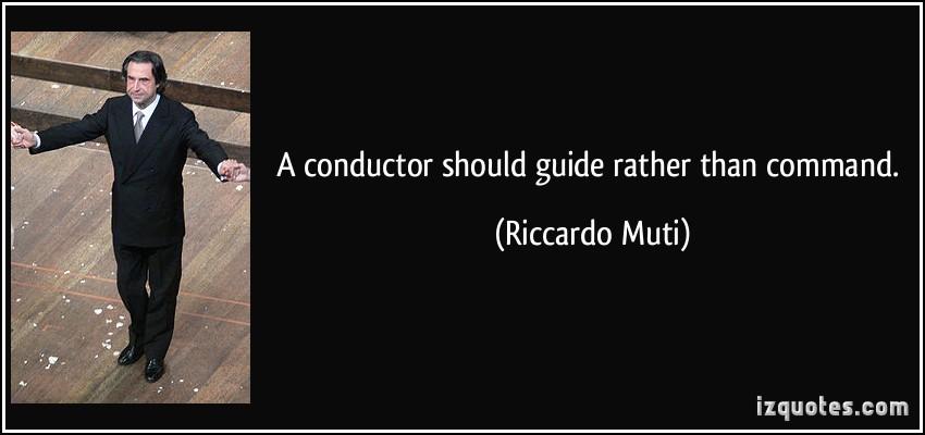 Riccardo Muti's quote