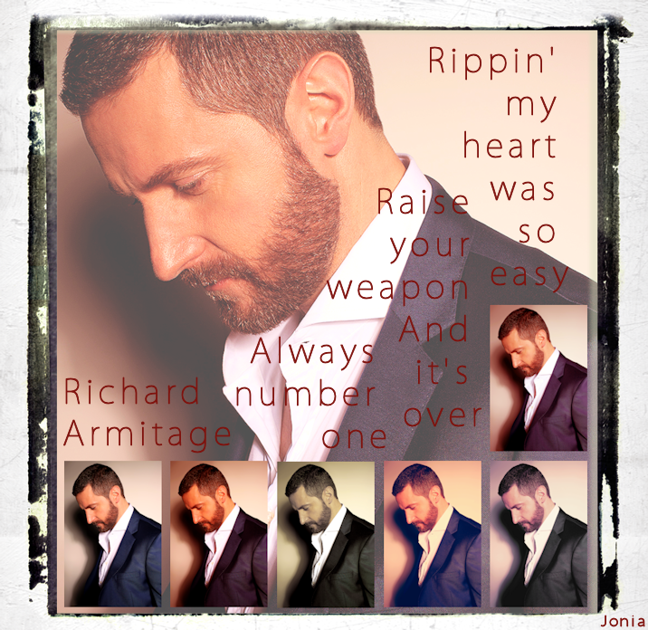 Richard Armitage's quote #6