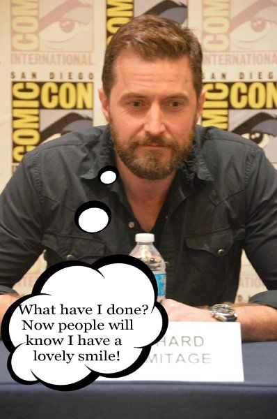 Richard Armitage's quote #4