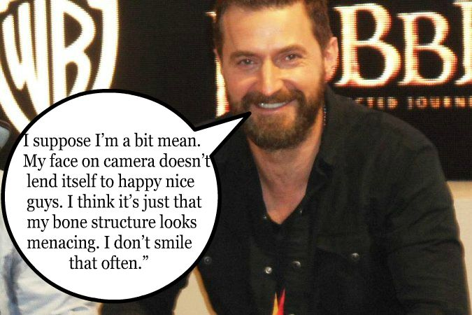 Richard Armitage's quote #3