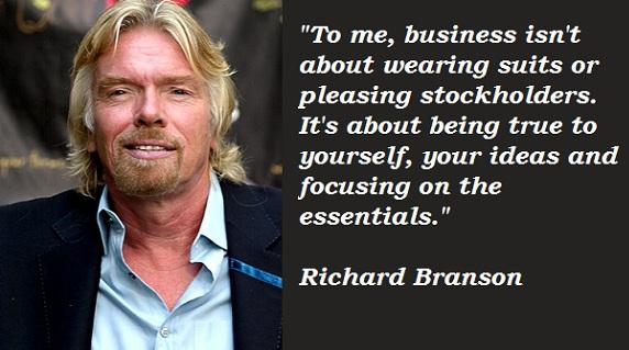 Richard Branson's quote #5
