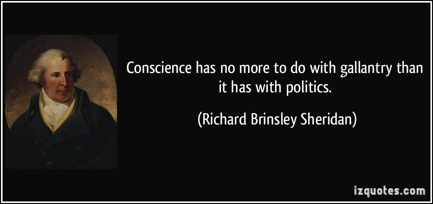 Richard Brinsley Sheridan's quote #2