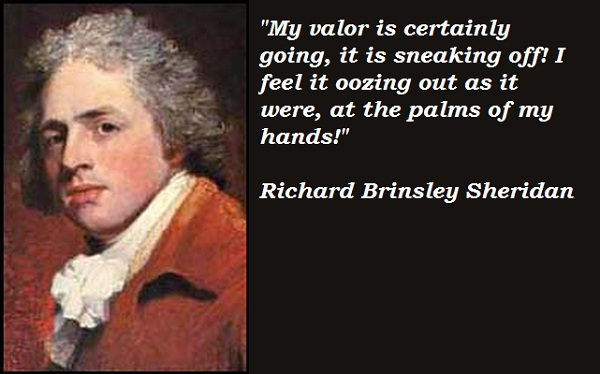 Richard Brinsley Sheridan's quote #3