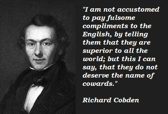 Richard Cobden's quote #2