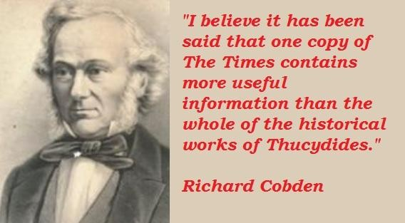Richard Cobden's quote #5