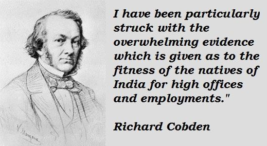 Richard Cobden's quote #6
