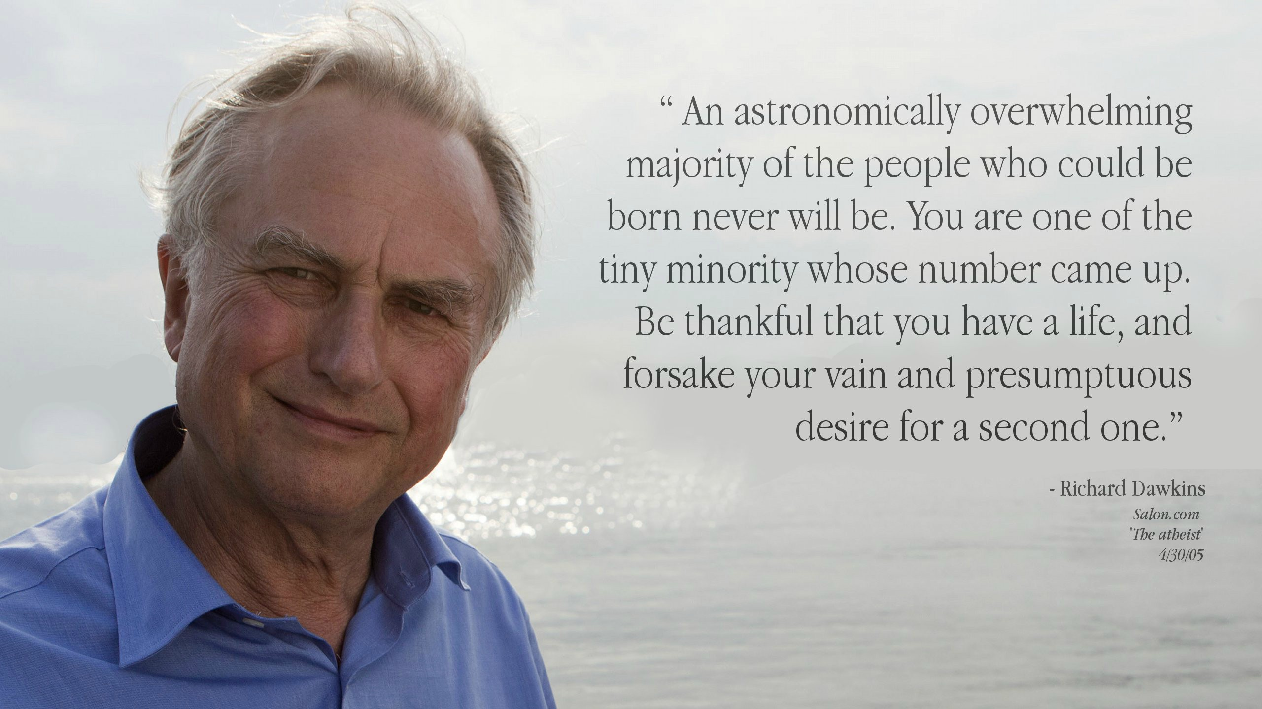 Richard Dawkins's quote #6