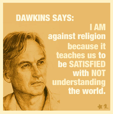 Richard Dawkins's quote #1