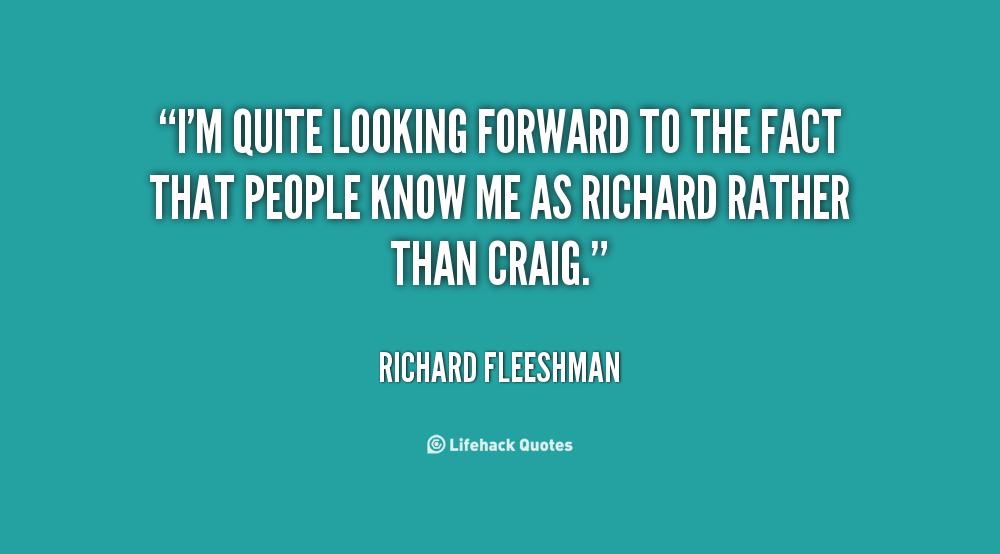 Richard Fleeshman's quote #5