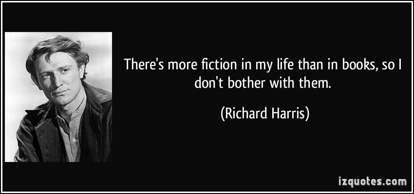 Richard Harris's quote #3