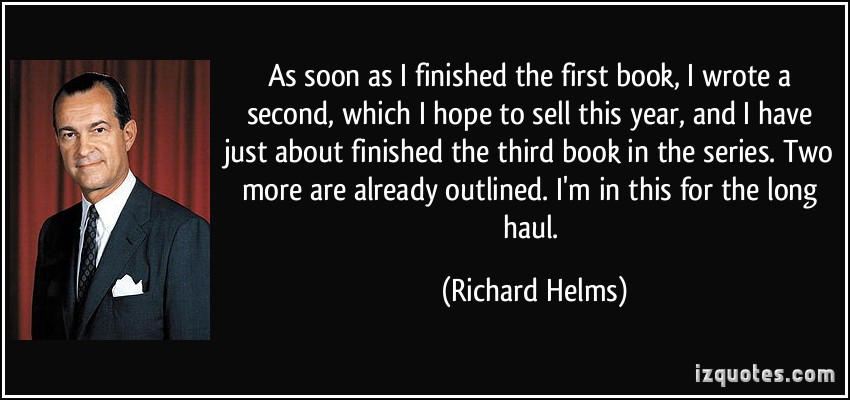 Richard Helms's quote #2