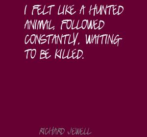 Richard Jewell's quote #3