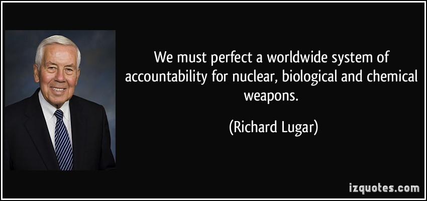 Richard Lugar's quote #7