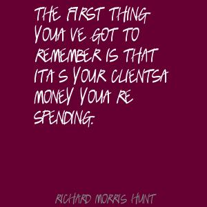 Richard Morris Hunt's quote #1