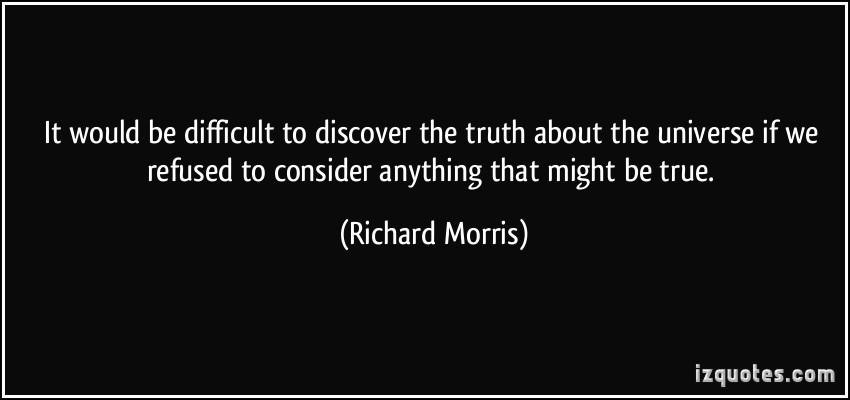 Richard Morris's quote #3