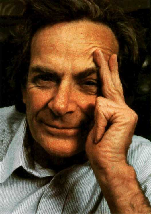 Richard P. Feynman's quote #4