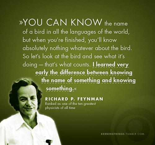 Richard P. Feynman's quote #3