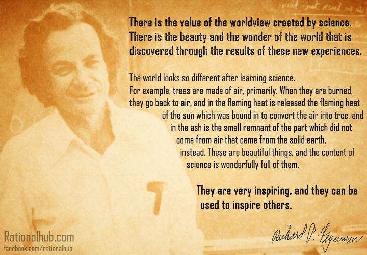 Richard P. Feynman's quote #5