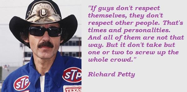 Richard Petty's quote #1