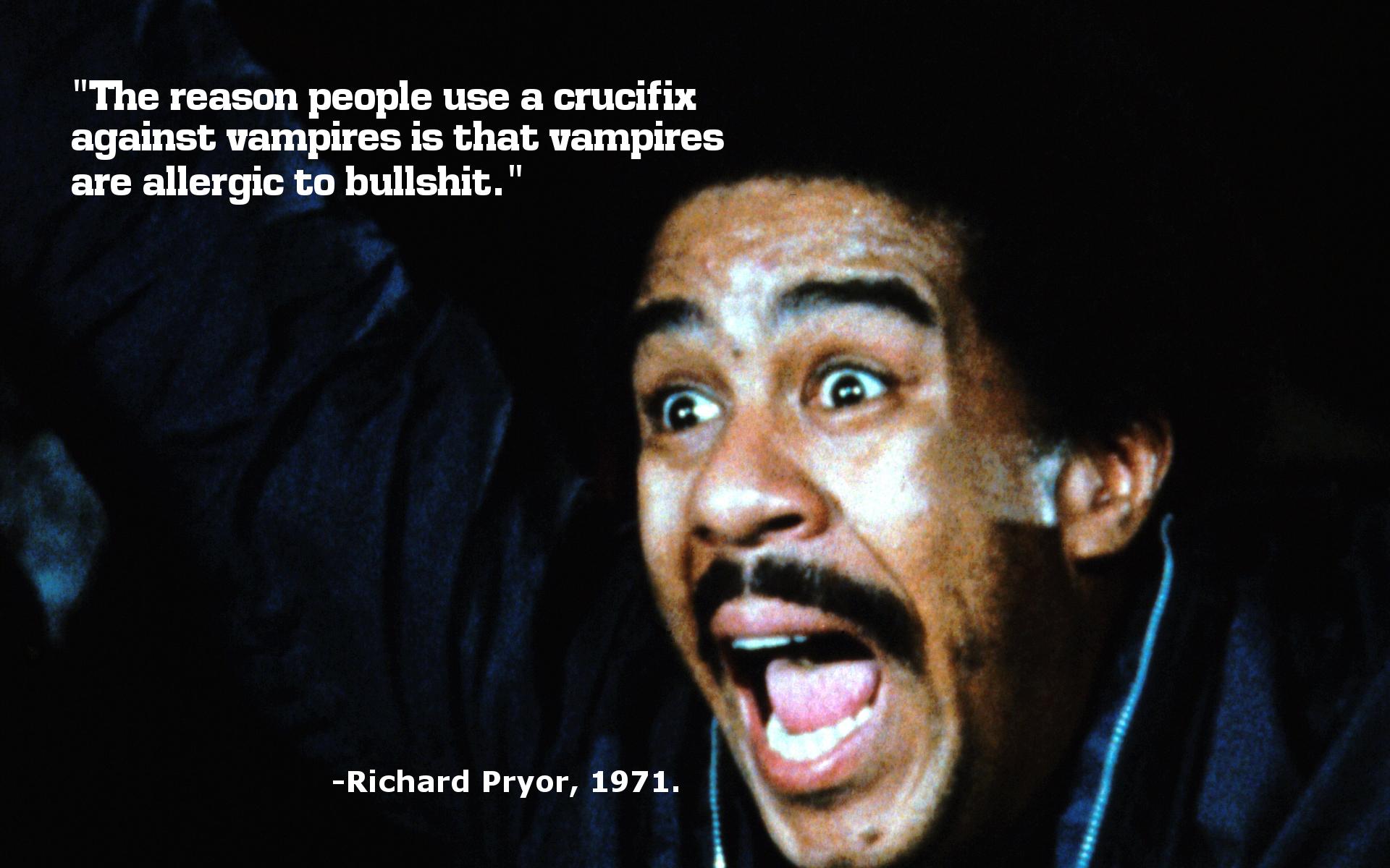 Richard Pryor quote #2
