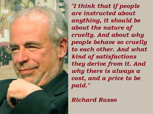 Richard Russo's quote #3